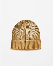 bonnet doré